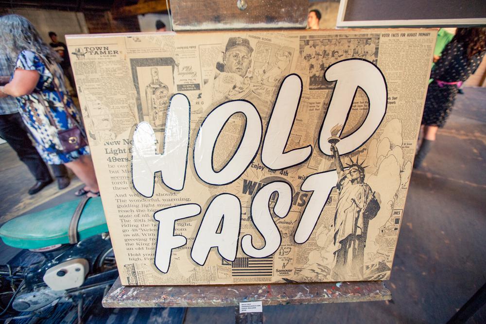 Inland Northwest artist Chase Halland