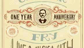 Casper Fry Spokane Poster