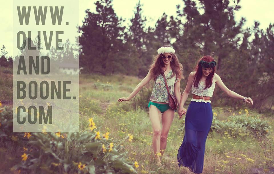 Olive & Boone - Spokane fashion