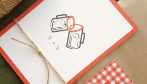 BBQ Invitations by Crowberry