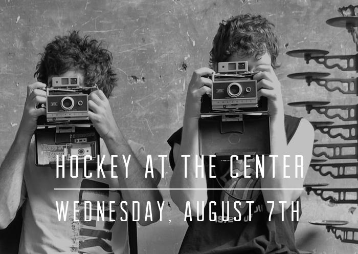 Hockey Band in Spokane