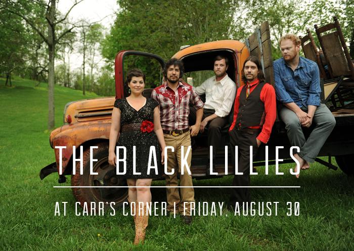 The Black Lillies in Spokane