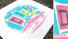 Chris Bovey Spokane Landmark prints