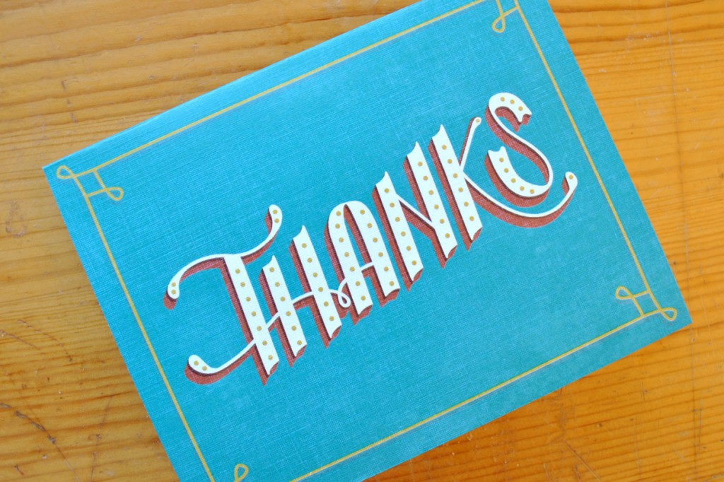collect thank you cards by amanda johnson