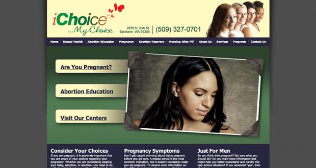 Former I-Choice Website