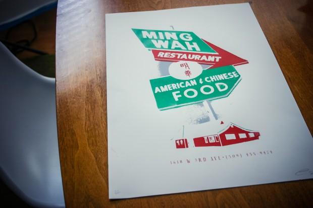Chris Bovey Spokane Landmark Prints