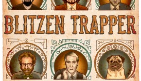 Blitzen Trapper Poster by Danielle Davis