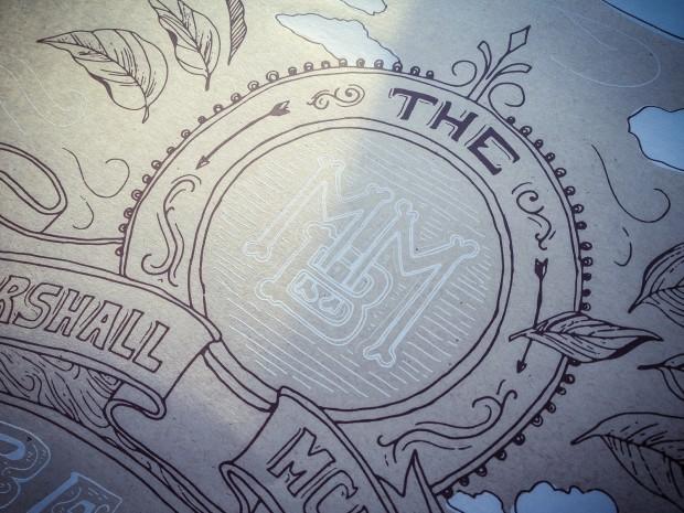 Marshall Mclean Band print