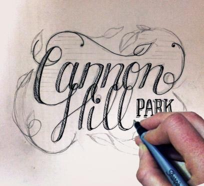 Cannon Hill by Danielle Davis