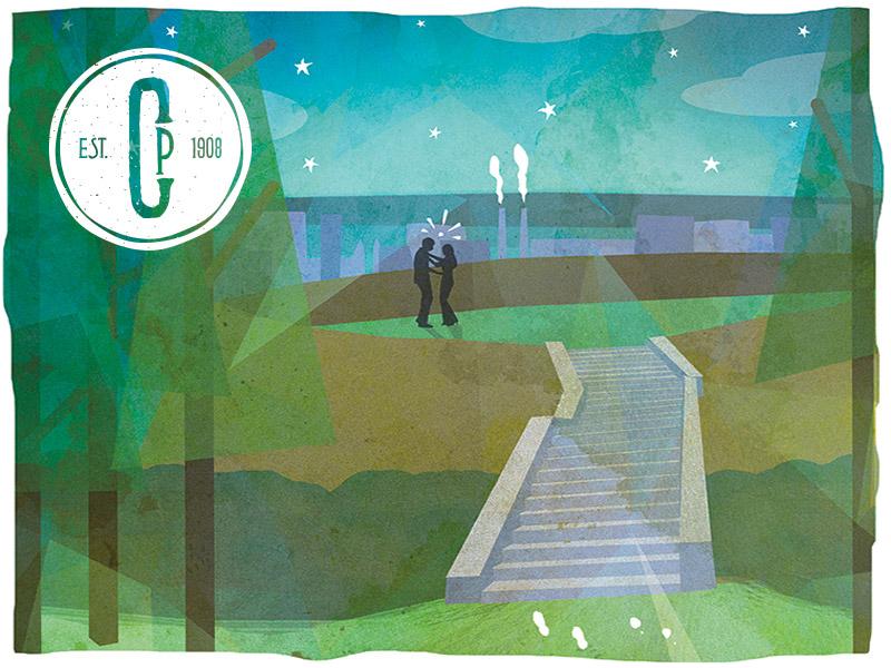 Cliff Park by Matt Bogue