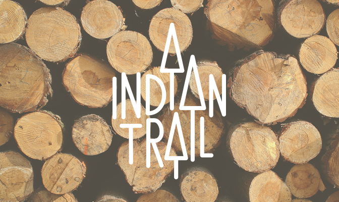 Indian Trail by Nick Tibbetts